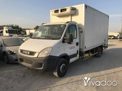 Other in Shhim - Iveco daily 70C15 7 tons 2014 cooling and freezing