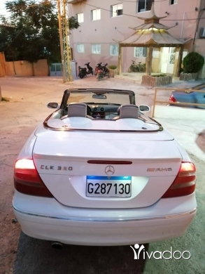 Mercedes-Benz in Deir Ammar - مرسادس بنز 320 مودال 2005 للبيع