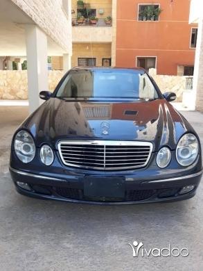 Mercedes-Benz in Zahleh - E320 موديل 2003