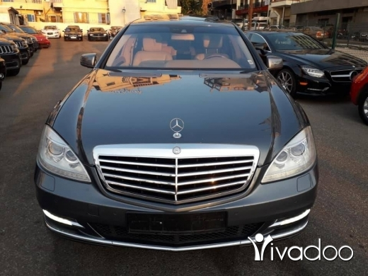 Mercedes-Benz in Beirut City - MERCDES S 550 L 2011