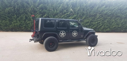 Jeep in Chtaura - Wrangler Rubicon