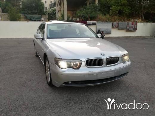 BMW in Nabatyeh - Bmw 745