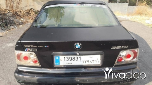BMW in Saida - بأم320