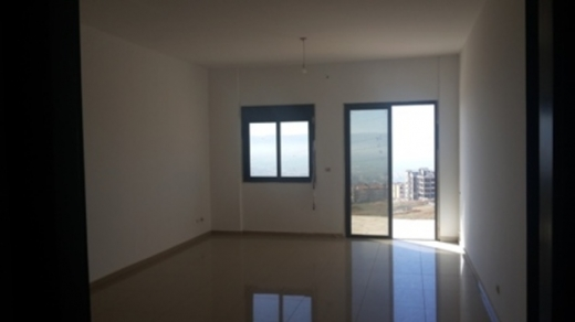 Apartments in Ksara - brand new apartment with open view For Sale
