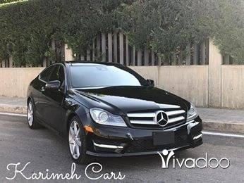 Mercedes-Benz in Tripoli - Mercedes C250 Coupe
