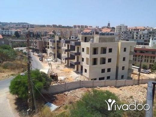 Apartments in Tripoli - شقه ارضيه مع حديقه للبيع بالتقسيط بضهر العين الاستلام خلال شهرين بناء فخم سند أخضر للتواصل