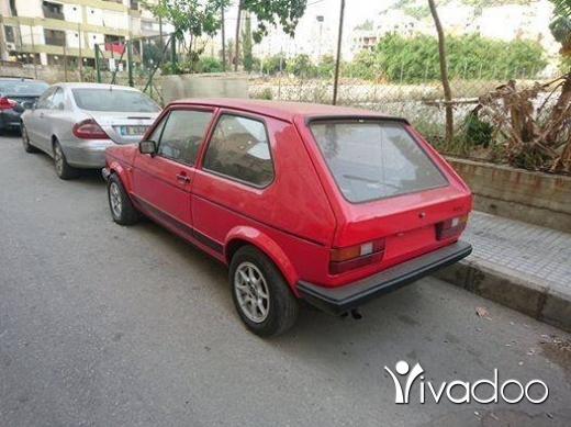 Volvo in Beirut City - Golf 1