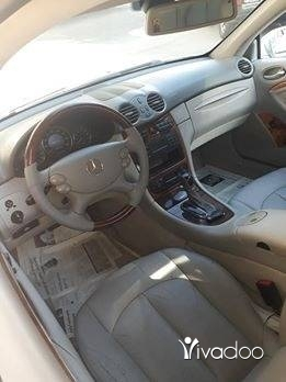 Mercedes-Benz in Zgharta - Mercedes-Benz clk 230