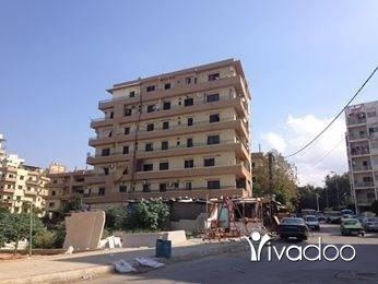 Apartments in Tripoli - شقة ١١٠ متر طابو للبيع او للأجار مقابل مشروع الحريري طرابلس