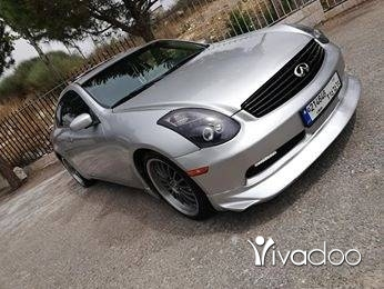 Infiniti in Aley - G35 2004 ful option
