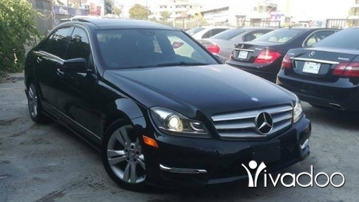 Mercedes-Benz in Zahleh - C300 4matic clean carfax and full options ☎️76870244