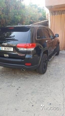 Jeep in Tripoli - Jeeb Grand cherokee limited clean