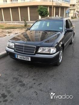 Mercedes-Benz in Tripoli - C220