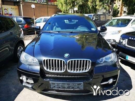 BMW in Beirut City - BMW X6 5.0 v8