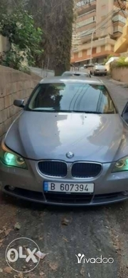 BMW in Beirut City - 530 model. 2005 76/730101