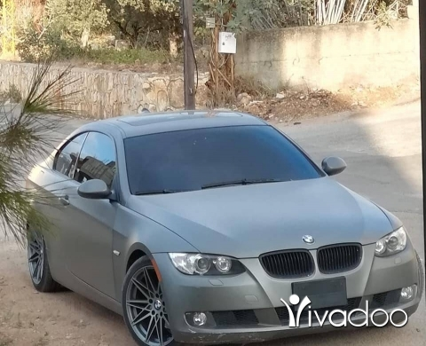 BMW in Beirut City - BMW E92 2009,