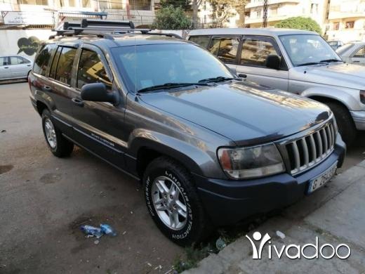 Jeep in Tripoli - جيب كران شيروكي مودال 2004ماشي 100الف بعدو شركه مدفوع 2019