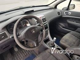 Peugeot in Tripoli - .307 model 2003