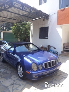 Mercedes-Benz in Zgharta - Mercedes clk 99 230 .