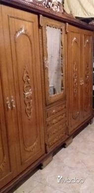 Other in Tripoli - للبيع غرفة نوم تختين مستعملة خشب لاتيه