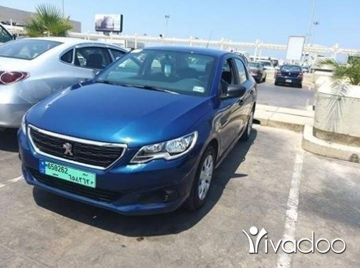 Peugeot in Tripoli - سيارات سياحية للايجار من مطار بيروت