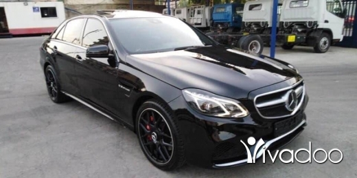 Mercedes-Benz in Beirut City - E550 2010 look e63 2015