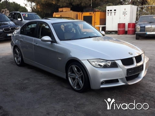 BMW in Beirut City - bmw 320 m2008