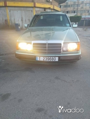 Mercedes-Benz in Port of Beirut - marside 230