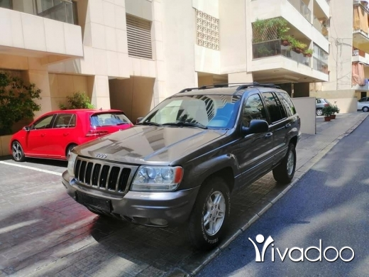 Jeep in Beirut City - JEEP GRAND CHEROKEE 2000