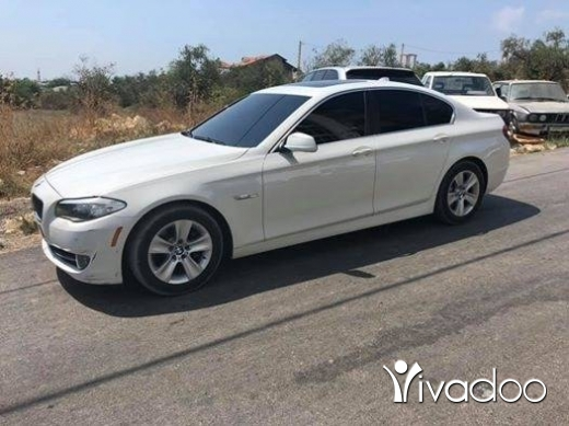 BMW in Tripoli - bmw 528 v4 2012 ajnabiyi