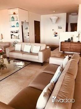 Apartments in Tripoli - للبيع شقة ٣٥٠م في ساحل علما بمواصفات فيلا طابق ثالث كاشفة خليج جونيه لا تحجب تل