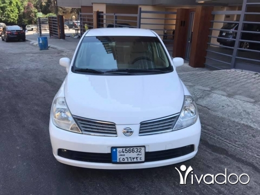 Nissan in Beirut City - Nissan tiida