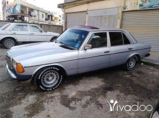 Mercedes-Benz in Kobbeh - لف موديل ٨٠ مازوت ٥ جديد مع فتاس خارقين ٢٣٠