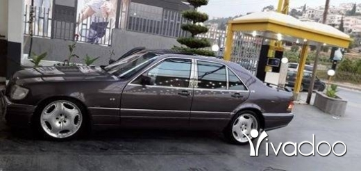 Mercedes-Benz in Tripoli - mersedes 500 1992 mfawli