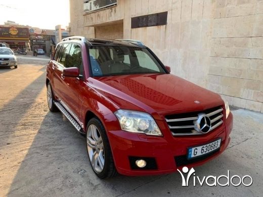 Mercedes-Benz in Beirut City - Mercedes GLK350