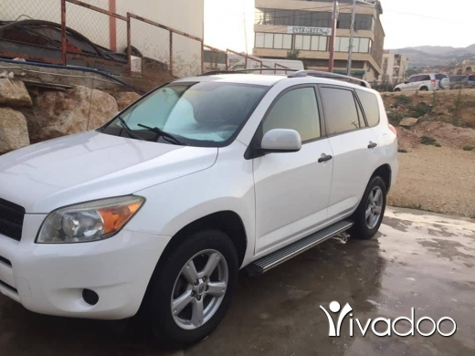 Toyota in Beirut City - RAV4 2007 4wheel 4cyl