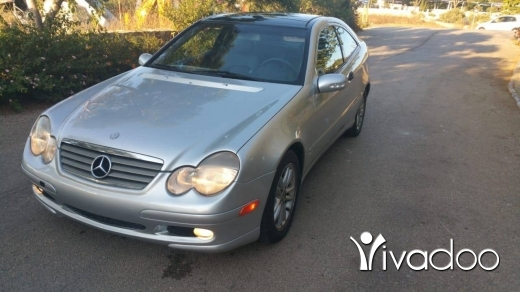 Mercedes-Benz in Beirut City - for sale 2003 mercedes c230