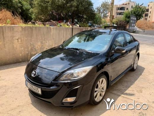 Mazda in Beirut City - Mazda 3 Sport 2.0