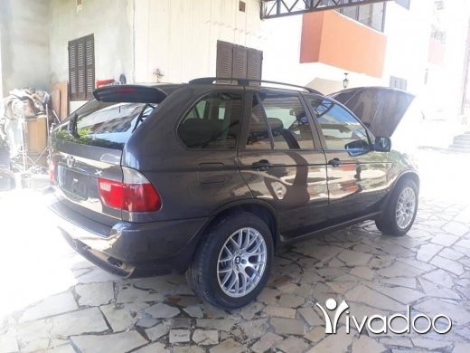 BMW in Beirut City - Bmw X5 3.0 2003 . 03934993