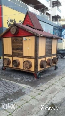 Other in Port of Beirut - Wooden kiosk
