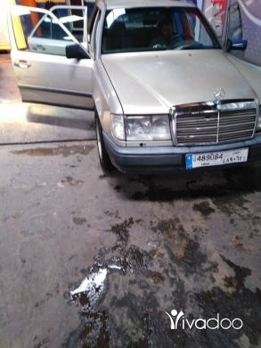 Mercedes-Benz in Tripoli - مرسيديس موديل ٩٦