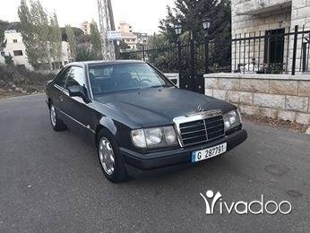 Mercedes-Benz in Baabda - Mercedes 230ce model 1992 like new