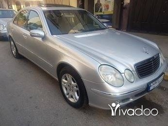 Mercedes-Benz in Tripoli - Mercedes E320 ((lcherki)) 67000 miles! Bs!