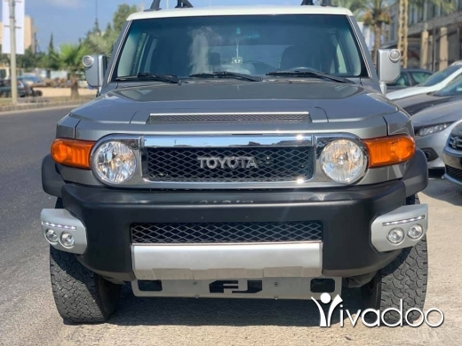 Toyota in Beirut City - Toyota FJ cruiser 2011 4WD