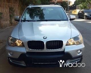 BMW in Tripoli - Bmw X5 modell 2008 clean car - ٦ سيلندر