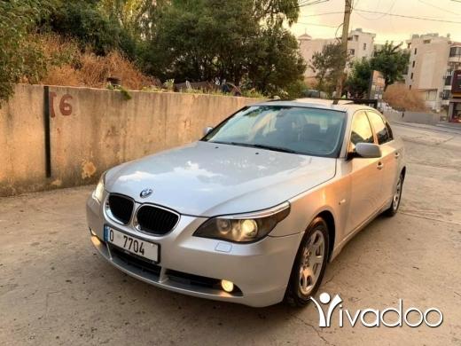 BMW in Beirut City - BMW 525i Model 2004