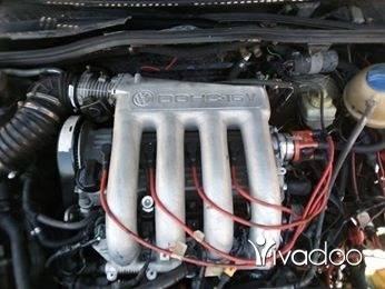 Volkswagen in Baalback - غولف ٢