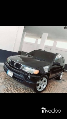 BMW in Tripoli - bmw x5 v8 2001