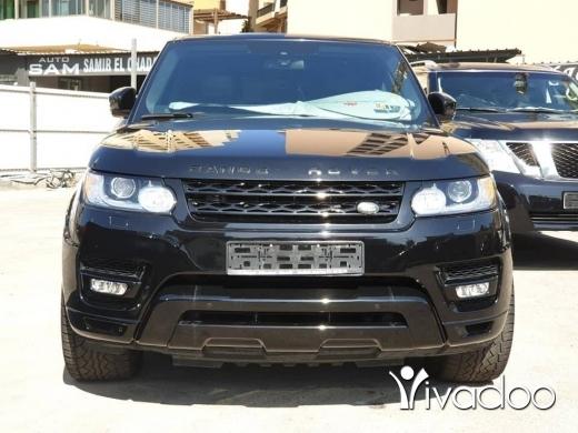Land Rover in Beirut City - 2014 Range Rover Sport V6
