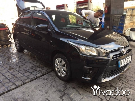 Toyota in Beirut City - Toyota Yaris 2015